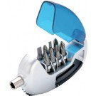 9PC. SCREWDRIVER SET WITH MAXABINER CASE & LED LIGHT