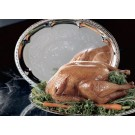"18"" STERLINGCRAFT BEEF AND BIRD SERVING TRAY"