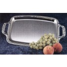 STERLINGCRAFT OBLONG SERVING TRAY WITH HANDLES